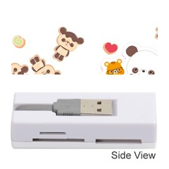 Chocopa Panda Memory Card Reader (stick)