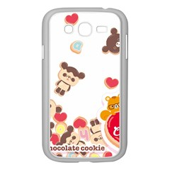 Chocopa Panda Samsung Galaxy Grand Duos I9082 Case (white)