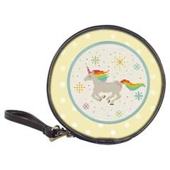Unicorn Pattern Classic 20-CD Wallets