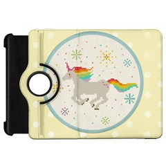 Unicorn Pattern Kindle Fire Hd 7