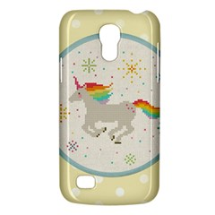 Unicorn Pattern Galaxy S4 Mini
