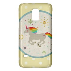 Unicorn Pattern Galaxy S5 Mini
