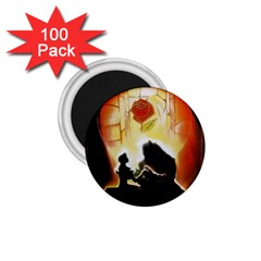 Beauty And The Beast 1 75  Magnets (100 Pack)