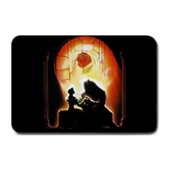 Beauty And The Beast Plate Mats