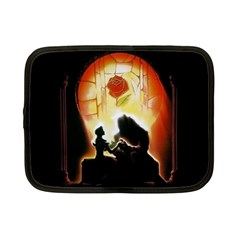 Beauty And The Beast Netbook Case (Small)