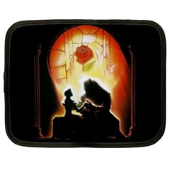 Beauty And The Beast Netbook Case (XL)