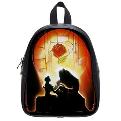 Beauty And The Beast School Bags (small)
