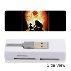 Beauty And The Beast Memory Card Reader (Stick)