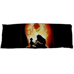Beauty And The Beast Body Pillow Case Dakimakura (two Sides)
