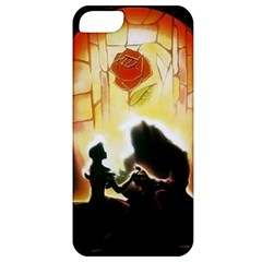 Beauty And The Beast Apple Iphone 5 Classic Hardshell Case