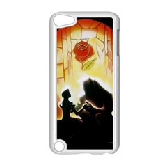 Beauty And The Beast Apple Ipod Touch 5 Case (white)