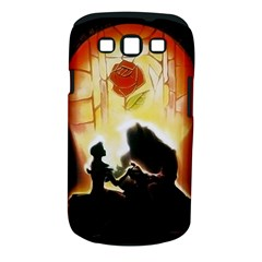 Beauty And The Beast Samsung Galaxy S Iii Classic Hardshell Case (pc+silicone)