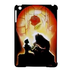 Beauty And The Beast Apple Ipad Mini Hardshell Case (compatible With Smart Cover)