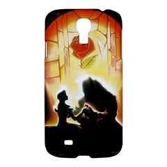 Beauty And The Beast Samsung Galaxy S4 I9500/I9505 Hardshell Case