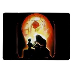 Beauty And The Beast Samsung Galaxy Tab 10 1  P7500 Flip Case