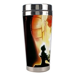 Beauty And The Beast Stainless Steel Travel Tumblers