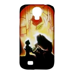 Beauty And The Beast Samsung Galaxy S4 Classic Hardshell Case (pc+silicone)