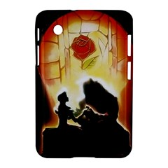 Beauty And The Beast Samsung Galaxy Tab 2 (7 ) P3100 Hardshell Case