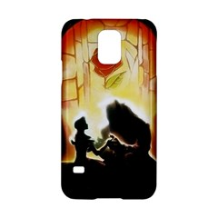 Beauty And The Beast Samsung Galaxy S5 Hardshell Case