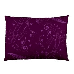 Floral Design Pillow Case