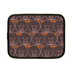 Bears Pattern Netbook Case (small)