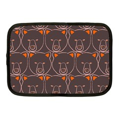 Bears Pattern Netbook Case (medium)