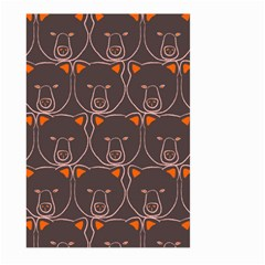 Bears Pattern Large Garden Flag (two Sides)