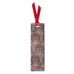 Bears Pattern Small Book Marks