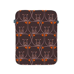 Bears Pattern Apple Ipad 2/3/4 Protective Soft Cases