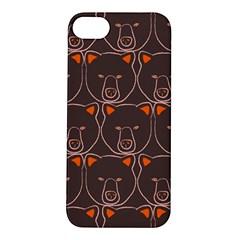 Bears Pattern Apple Iphone 5s/ Se Hardshell Case