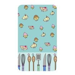 Kawaii Kitchen Border Memory Card Reader