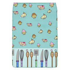 Kawaii Kitchen Border Flap Covers (l)