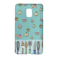 Kawaii Kitchen Border Galaxy Note Edge