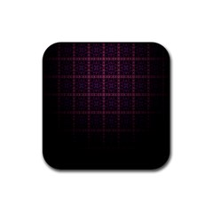 Best Pattern Wallpapers Rubber Square Coaster (4 Pack)