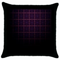 Best Pattern Wallpapers Throw Pillow Case (Black)