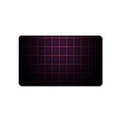 Best Pattern Wallpapers Magnet (name Card)