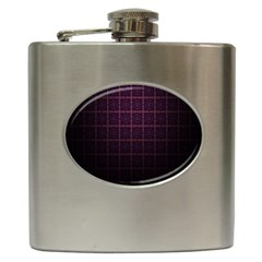 Best Pattern Wallpapers Hip Flask (6 oz)