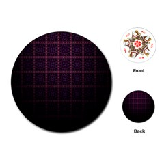 Best Pattern Wallpapers Playing Cards (Round)