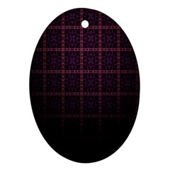 Best Pattern Wallpapers Oval Ornament (Two Sides)