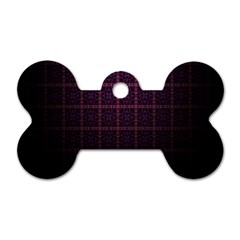 Best Pattern Wallpapers Dog Tag Bone (two Sides)