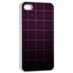 Best Pattern Wallpapers Apple Iphone 4/4s Seamless Case (white)