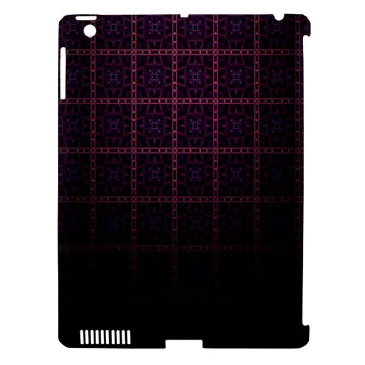 Best Pattern Wallpapers Apple iPad 3/4 Hardshell Case (Compatible with Smart Cover)