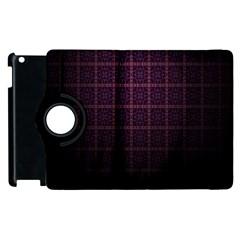 Best Pattern Wallpapers Apple iPad 3/4 Flip 360 Case