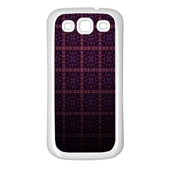 Best Pattern Wallpapers Samsung Galaxy S3 Back Case (white)