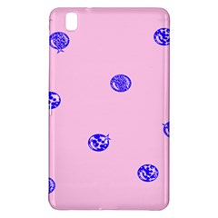 Star Space Balloon Moon Blue Pink Circle Round Polkadot Samsung Galaxy Tab Pro 8.4 Hardshell Case