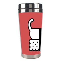 Sushi Cat Japanese Food Stainless Steel Travel Tumblers