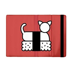 Sushi Cat Japanese Food iPad Mini 2 Flip Cases