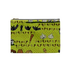 Horror Vampire Kawaii Cosmetic Bag (medium)