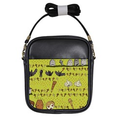 Horror Vampire Kawaii Girls Sling Bags