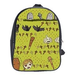 Horror Vampire Kawaii School Bags (xl)